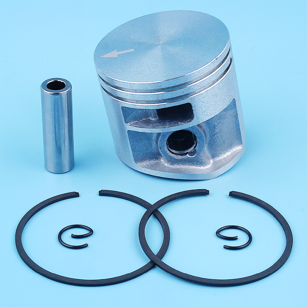 44.7mm Piston Ring Pin Kit For Stihl MS261 MS261C MS 261 261C Chainsaw 1141 030 2012 Replacement Spare Part