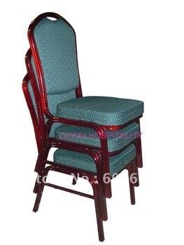 Горячий продавать сильный Штабелируемый алюминиевый стул для банкета
