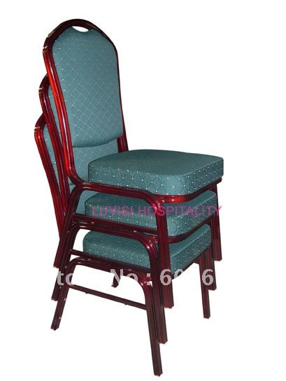 Hotselling Strong Stackable Aluminum Banquet Chair