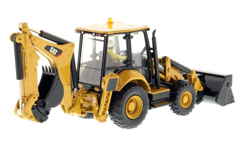 DM-85233 1:50 CAT 420F2 IT экскаватор-погрузчик