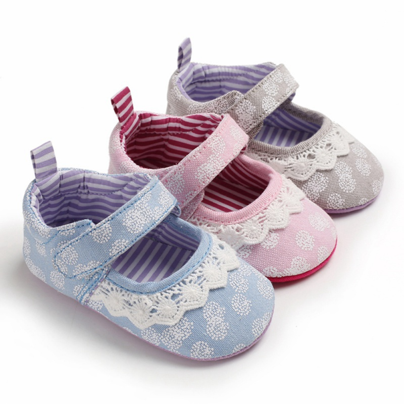 Anti-Slip Toddler Shoes Baby Girl Shoes Sequin Design Casual Sneakers Toddler Soft Soled First Walkers