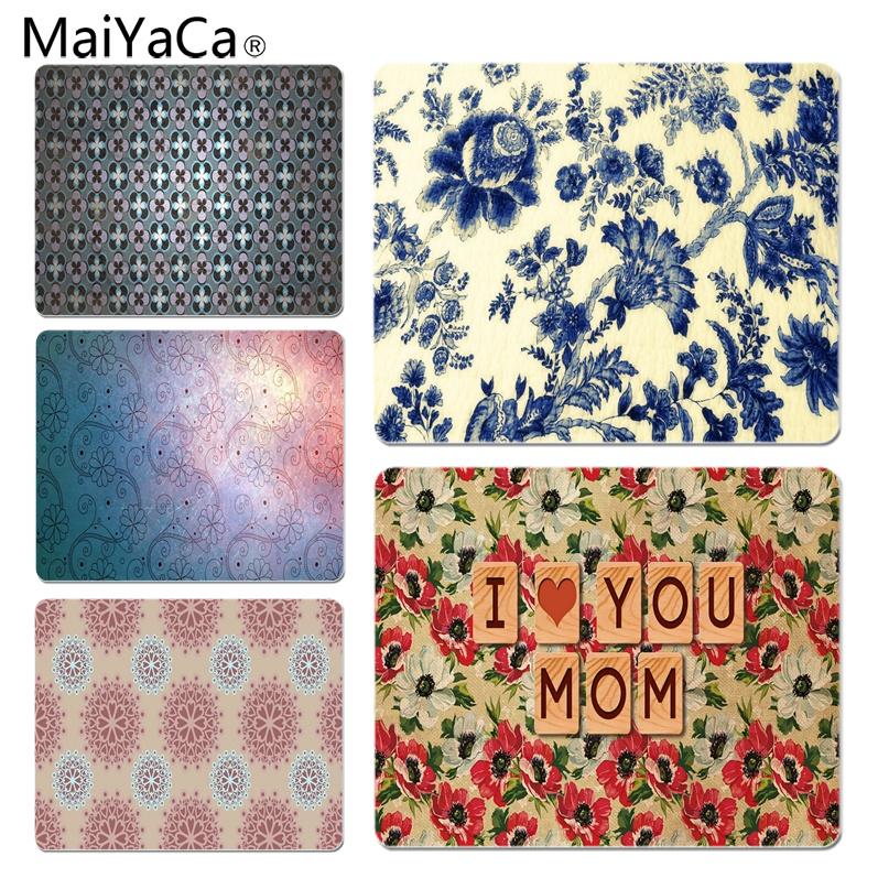 MaiYaCa Texture Patterns Laptop Computer Mousepad Size for 25X29cm Gaming Mousepads