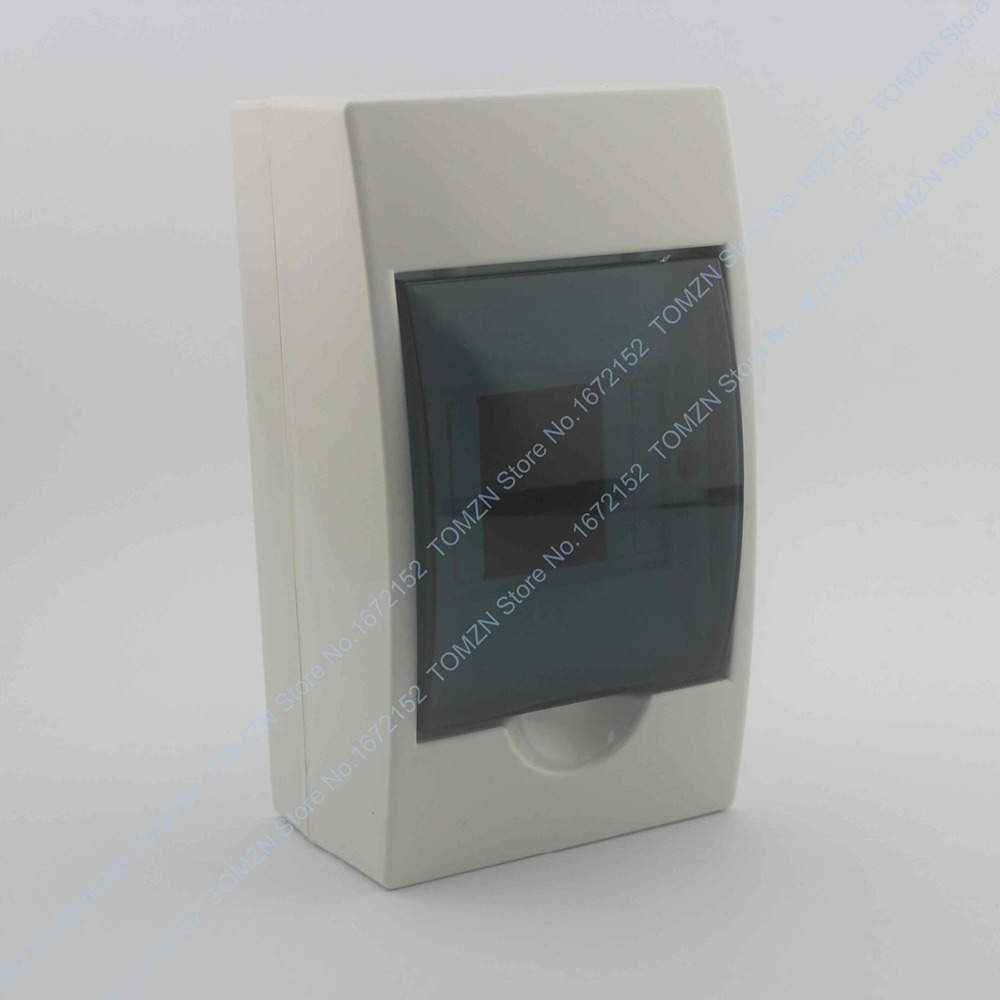все цены на 2 - 4 ways Plastic distribution box for circuit breaker indoor on the wall