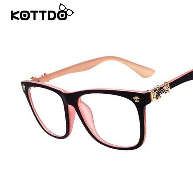 Винтаж очки Для мужчин Для женщин очки Оптические близорукости очки Рамки плотная ретро глаз Очки Рамки Oculos-де-грау A0111