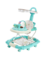 Multi function baby toddler push anti rollover walker 6 7 9 12 months baby toys