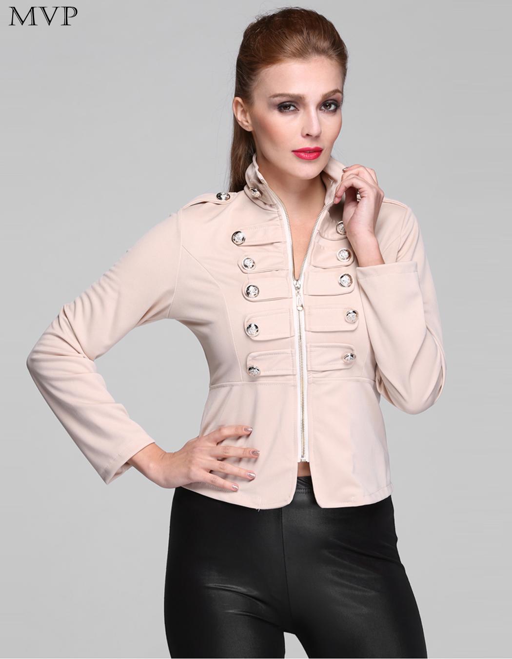 Spring Autumn Jacket Women Coat 2018 Fashion Women Coats Long Sleeve New Women Coat Jackets Zipper Outwear