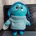 Adentro Hacia Afuera Juguetes de Peluche Para Los Niños Regalo de Película Toy Figura 2015 Película de Pixar Tristeza Ira Niños Juguete Alegría Asco Miedo de Cumpleaños