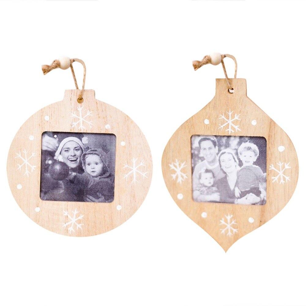 Wonderful Diy 30 Homemade Christmas Ornaments: Aliexpress.com : Buy Christmas Photo Frame Decorations DIY