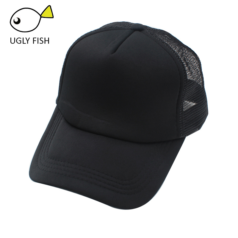 blank trucker hat mesh black caps trucker hat men women baseball cap men trucker black  sport hats trucker cap men