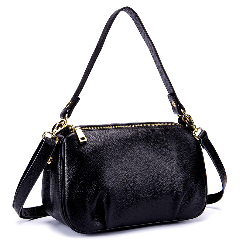 Bolsas Feminina Messenger Bag Guaranteed Genuine Women Leather Handbags Large Capacity Travelling Shoulder Bags
