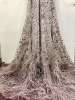 Newest hot Selling French Lace Wholesale Price High Quality African Tulle Lace 2018 Embroidered Lace Fabric