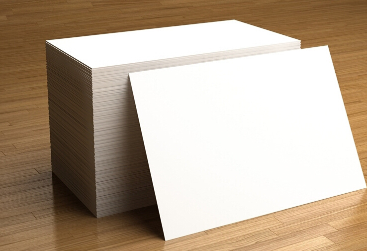 Bloco de carta/papel