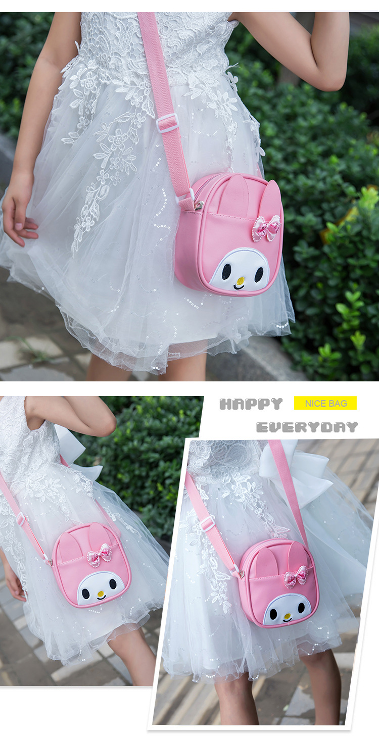 Wholesale Young Girl Bag Cartoon Cute Bowknot Crossbody Bags For ... eb5b484e85d5b