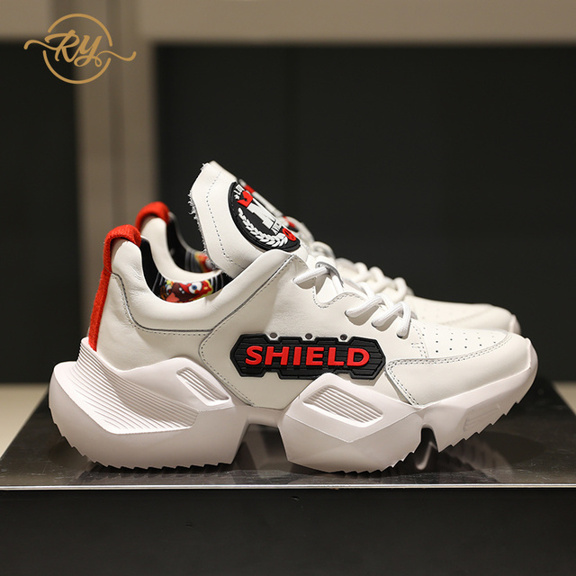 478cedf4b0 RY-RELAA white sneakers women sneakers 2018 off white shoes black ...