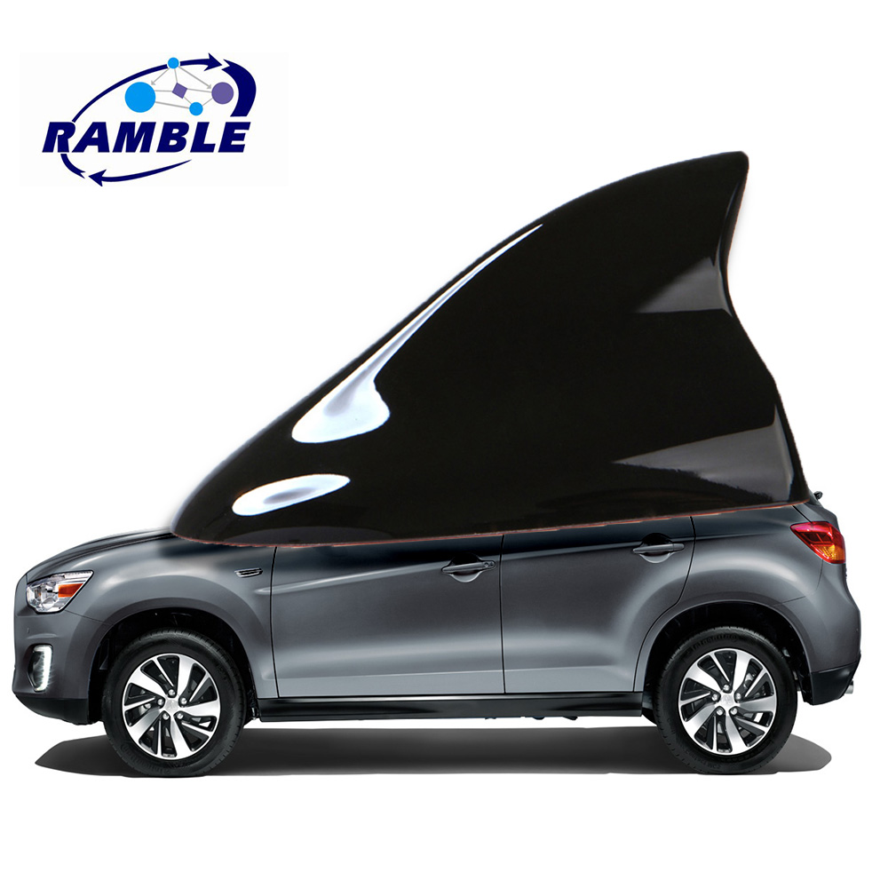 Ramble Brand For Mitsubishi ASX Grandis Aerial Replacement Car Shark Fin Antenna Auto Exterior Parts Car Hatchback Accessories все цены