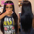 7A Peruvian Virgin Hair Straight 4 Bundles Pizazz Hair Weave Peruvian Straight Virgin Hair Bundle Deals Puruvian Hair Bundles