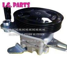 лучшая цена Power Steering Pump For Mazda 323 Prote VI 1.5 16V ZL06 For Mazda 323 Astina VI 1.5 16V B25D32600 1998-2001