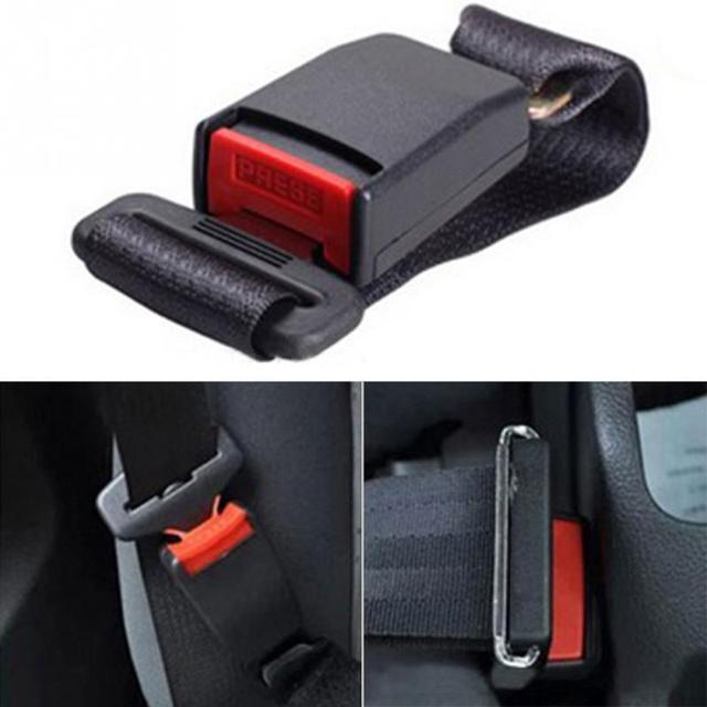 36CM Car Safety Seat Belt Extension Belt For Children Adults ...
