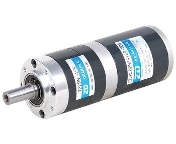 Motor de engranaje planetario sin escobillas 120W 24V DC caja de engranajes de bajo ruido y suave, reductor de Motor (Z72BLDP24120-30S/72ZPN 45 K)