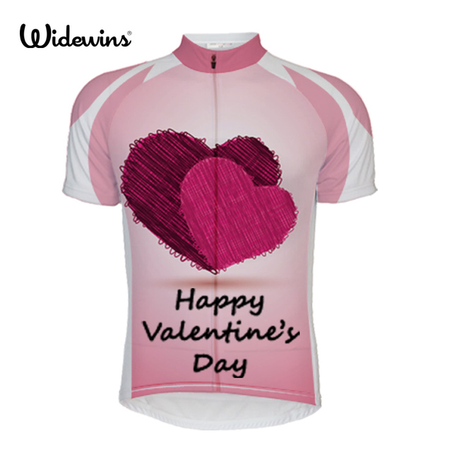 happy valentine Cycling Jersey Mtb Bicycle Clothing Bike Clothes Maillot  Ropa Ciclismo Short Sleeve Sportwear spain 5422 ca425b47b