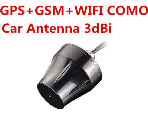 OSHINVOY triband GPS GSM WIFI antenne de voiture gps suivi antenne vissée