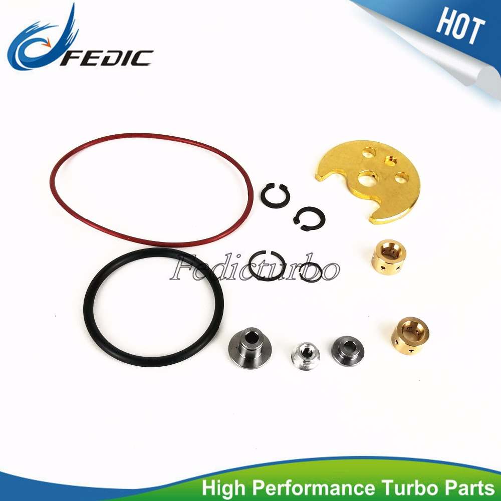Turbo rebuild kit TD02 28231-27000 for Hyundai KIA 2.0 CRDi 83Kw 113HP D4EA 2000