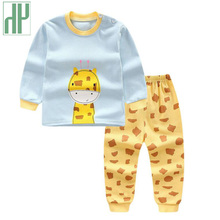 Fashion Children clothing panda elephant tiger baby animal costume girls boys set Pullover Outfits kids tracksuit HH