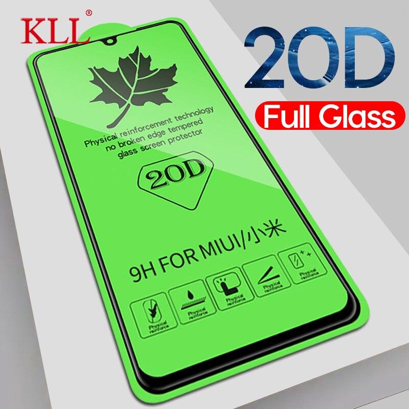 20D Curved Edge Full Cover Tempered Glass For Xiaomi Redmi Note 7 Screen Protector Film For Xiaomi Mi 9 9SE 8 8SE 8 Lite 7 Glass