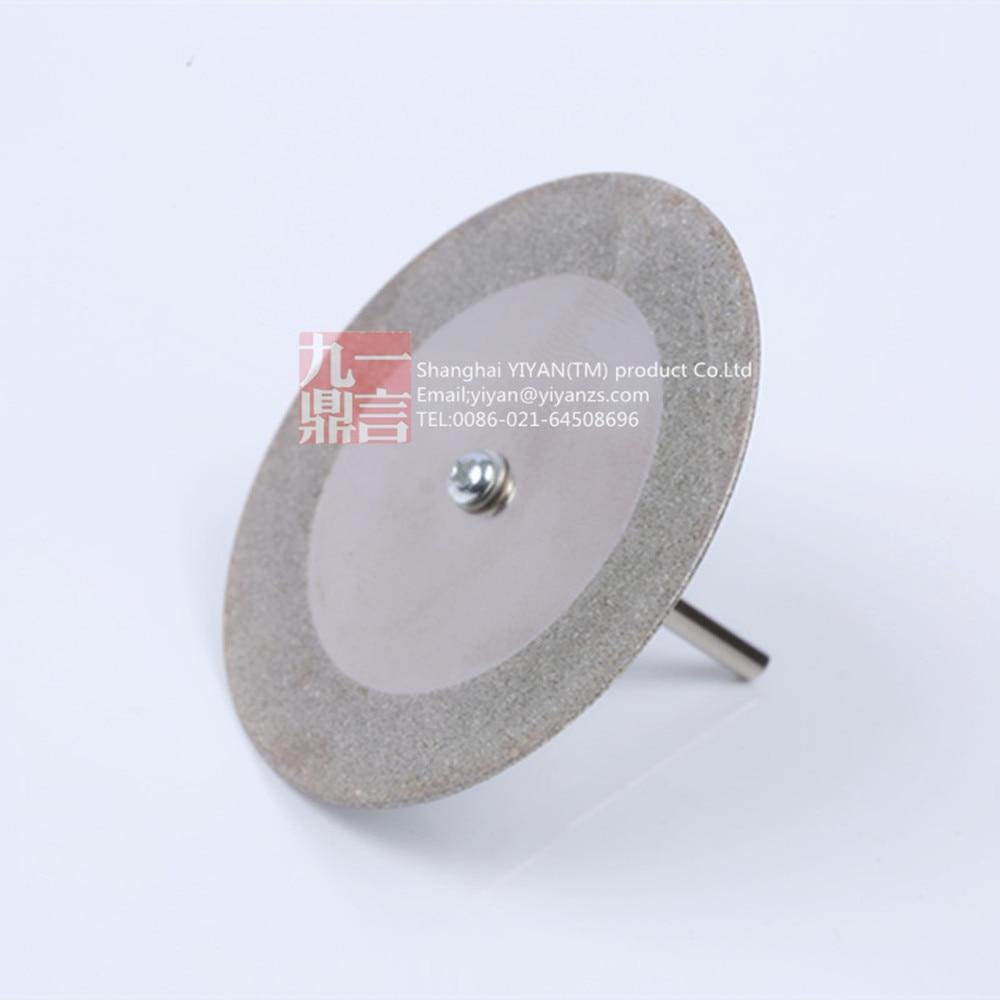 3 set / lotto disco diamantato disco, mola lama sega 40mm per pietra marmo fibra di vetro per strumento dremel spedizione gratuita