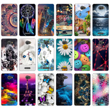 Soft TPU Case For Alcatel POP 4S 4 S 5095K Coque For Alcatel One Touch Pop 4S 5.5 inch Bags Cover for alcatel Pop4S 5095Y 5095