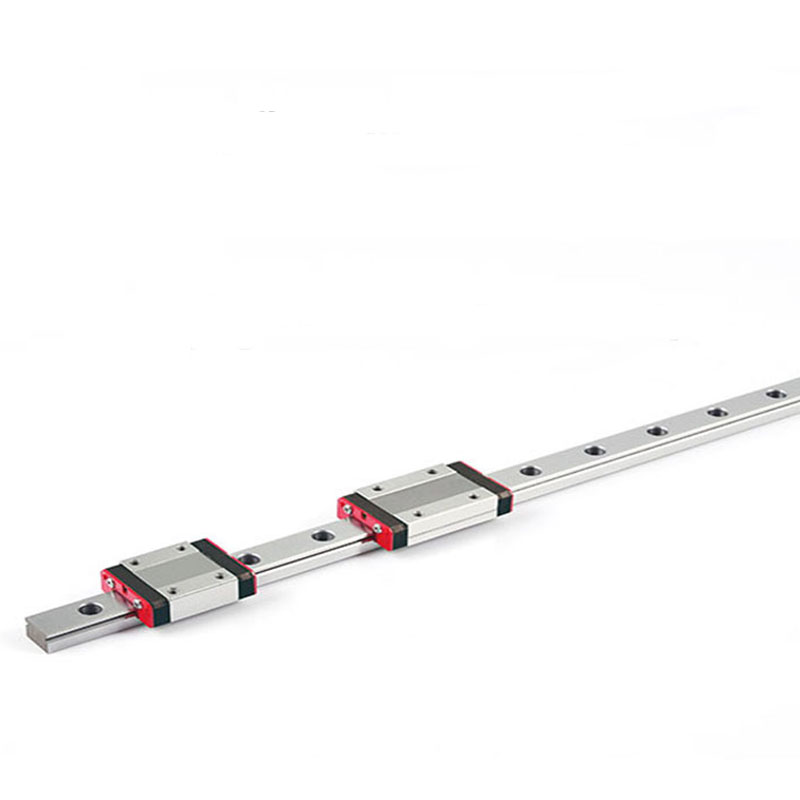 Stainless steel MGN12 Linear rail 500mm long with 2 long body carriage block MGN12H