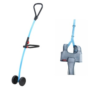 Baby walker foldable stroller