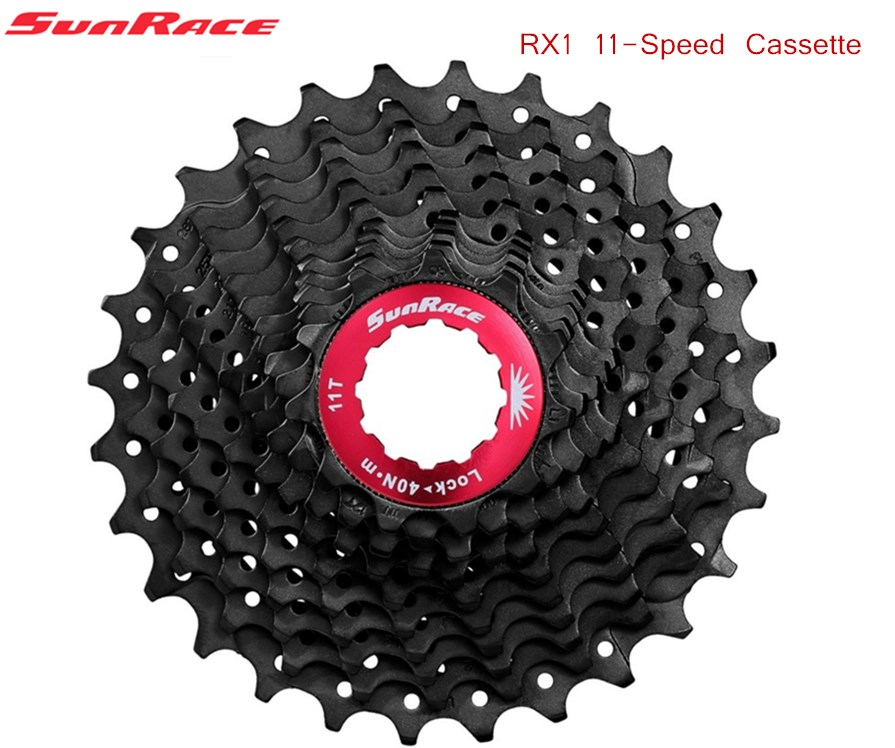 SunRace 11 Speed CSRX1 Bicycle Road Cycling Cassette Wheel Free Wheel Bicycle Parts 11 28T 11