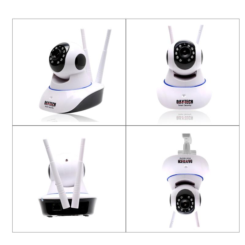 Daytech IP-kamera Hjemmesikkerhed WiFi-kamera Wi-Fi netværksmonitor - Sikkerhed og beskyttelse - Foto 3