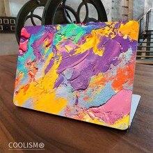 Oil Painting Graffiti Laptop Skin Sticker Decal for Macbook Sticker Pro Air Reti