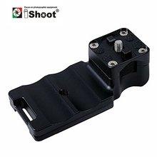 IShoot Объектив воротник ноги с быстроразъемной пластиной для Canon EF 100-400 мм f/4,5-5.6L IS II USM штатив кольцо Крепление Arca Swiss RRS
