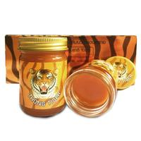 4pcs/lot Vietnam TIGER Gold Tower Balm Active Cream Muscle Aches Extra Strength Pain Relieving Arthritis Joint Pain Tiger Balm
