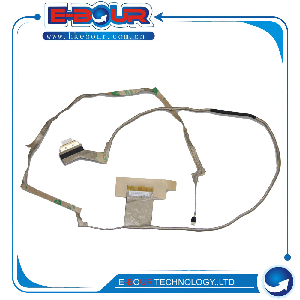 New Laptop LED Flex Cable for Lenovo G500 G505 G510 P N DC02001PR00 LCD Cable Display