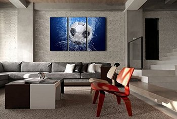 Canvas Wall Art Blue Scooer Painting In Water Pictures Prints On Canvas Abstract Picture  Drop shipping
