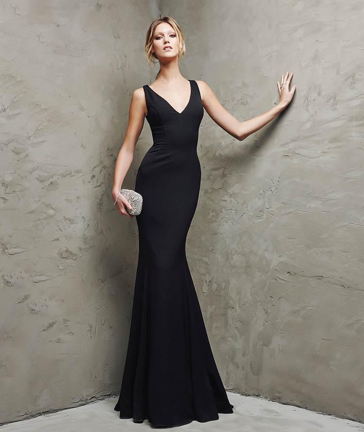 Vestido longo Long Prom Dresses 2015 Sleeveless V-...