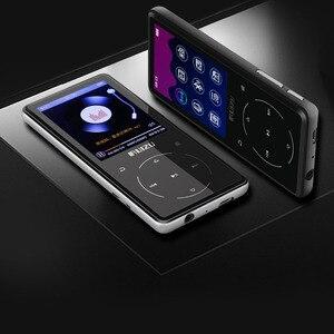 Image 5 - Спортивный Bluetooth MP3 плеер RUIZU D16, оригинальный плеер 8 ГБ с экраном 2,4 дюйма, FM, запись, электронная книга, часы, шагомер, Встроенные колонки