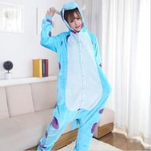 4424ad6350 Precio especial el carácter de las mujeres mono de las mujeres de manga  completa con capucha poliéster conjuntos de pijama ropa .