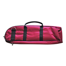 FGGS-New Brass Wind Fashionable Musical Trumpet Soft Case Canvas Gig Bag Red