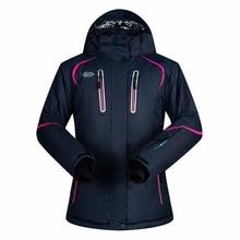 2017 new winter ski jacket women waterproof windproof snowboard snow jacket female Warm outdoor skiing coat girls high Quality