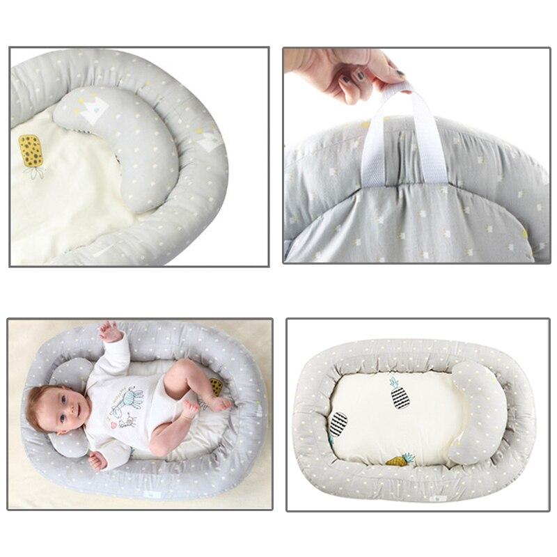 bebe infantil dormir ninho espreguicadeira da crianca 03