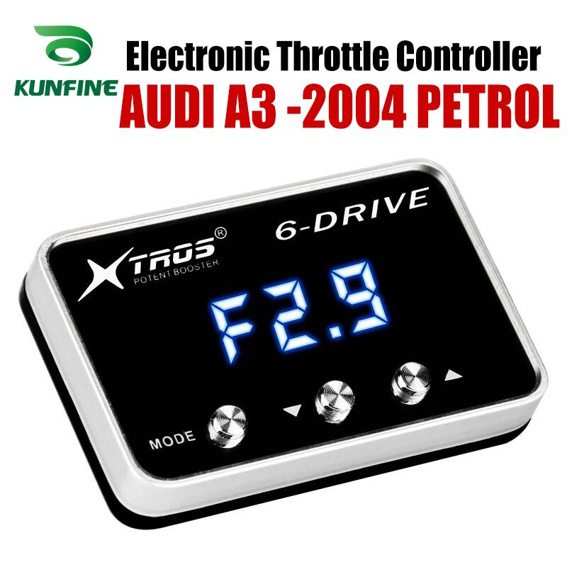 Car Electronic Throttle Controller Racing Accelerator Potent Booster For AUDI A3 2004 Forwards PETROL Tuning Parts Accessory Car Electronic Throttle Controller Racing Accelerator Potent Booster For AUDI A3 2004 Forwards PETROL Tuning Parts Accessory
