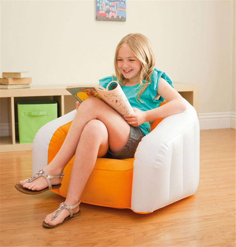 3pcs Set Inflatable Sofa Kids Inflatable Chairs Coffee