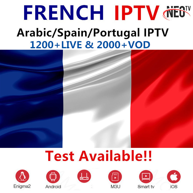 Neotv Pro French IPTV Arabic IPTV Portugal IPTV M3U Subscription Support Android M3U Enigma2 MAG IOS Smart Tv PC Smart TV Box