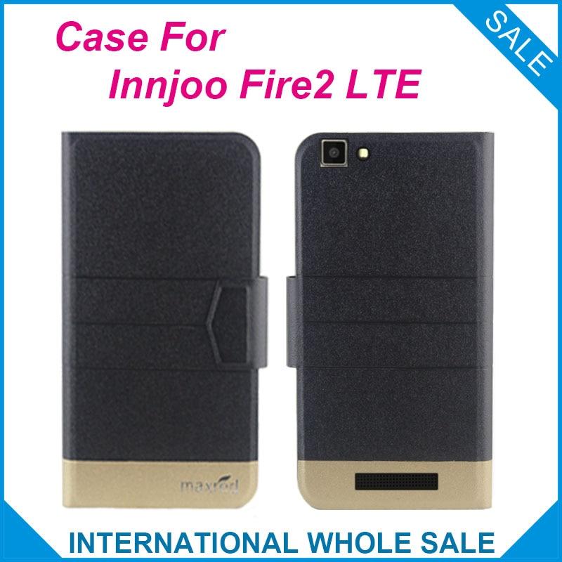 5 Χρώματα Super! Θήκη Innjoo Fire2 LTE Υψηλής - Ανταλλακτικά και αξεσουάρ κινητών τηλεφώνων - Φωτογραφία 1