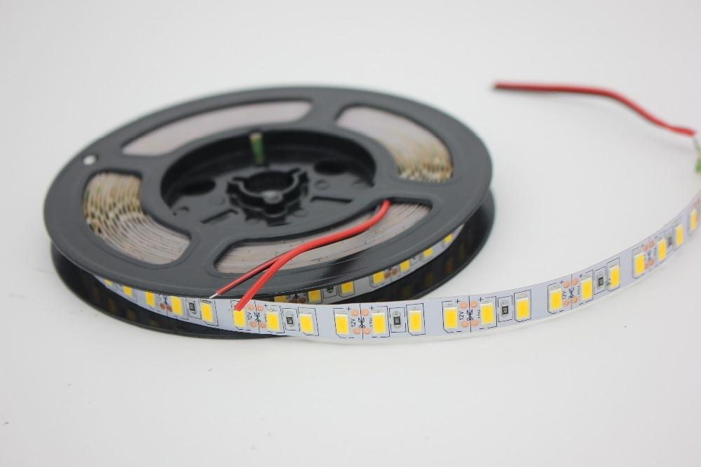 120leds/m 5M led strip SMD 5730 Flexible led tape light SMD 5630 Not waterproof white /warm white DC12V